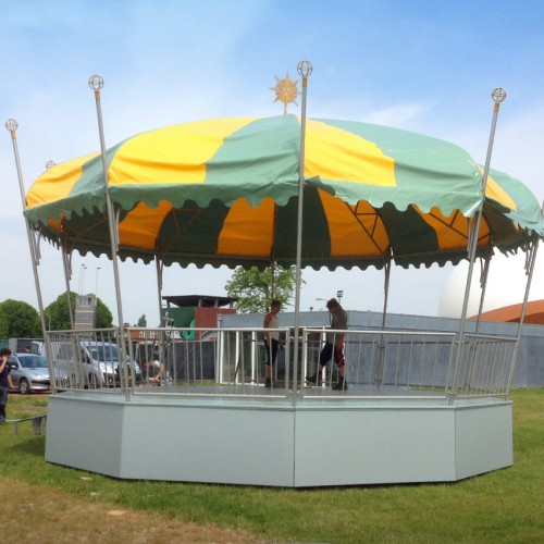 movable bandstand